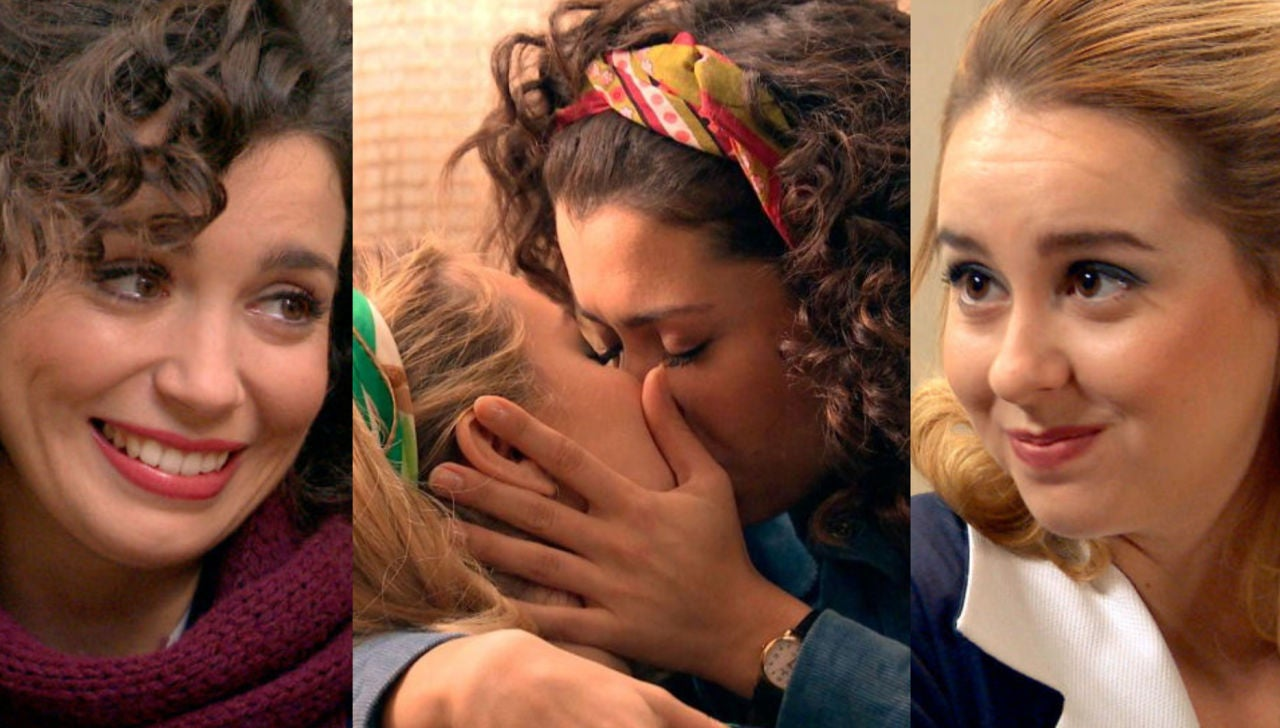 Luimelia: Luisita y Amelia en 'Amar es para siempre'