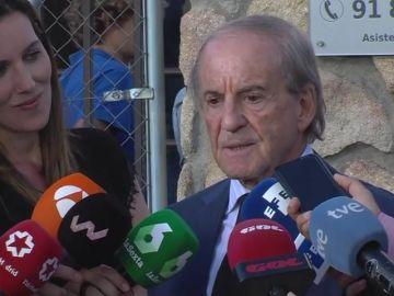 """José María García: """"Blanca Fernández Ochoa fue a la Federación a pedir trabajo, su situación era terrible"""""""