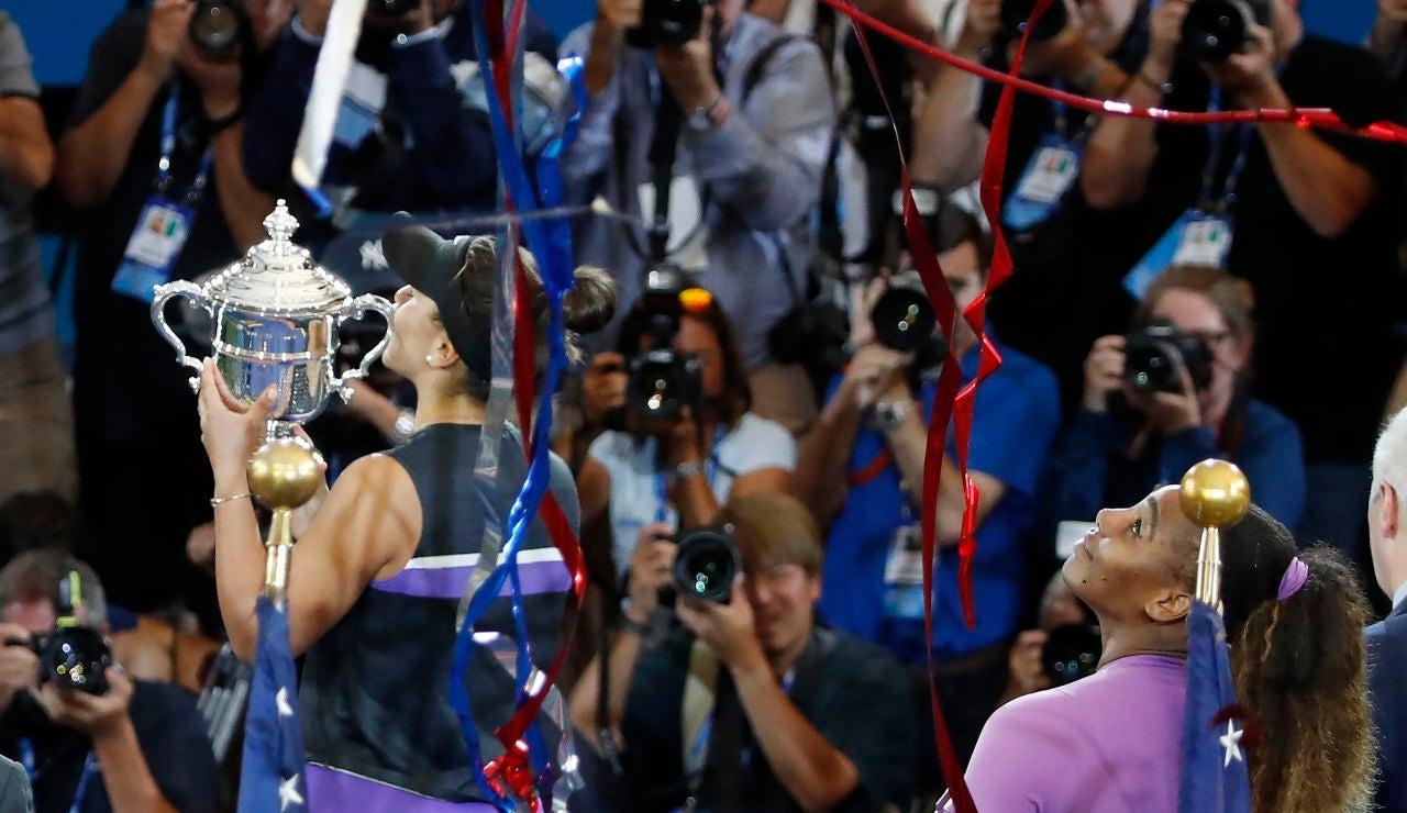 Bianca Andreescu gana la final del US Open 2019