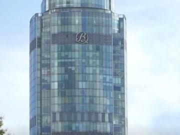 Hyatt Regency Ekaterinburg, rascacielos en Rusia