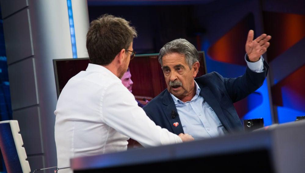 La opinión de Miguel Ángel Revilla sobre el posible desenlace de la situación de Cataluña