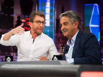 ¿A quién le convienen unas nuevas elecciones? Miguel Ángel Revilla responde en 'El Hormiguero 3.0'