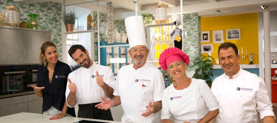 Cocina Abierta De Karlos Arguiñano Web Oficial Antena 3