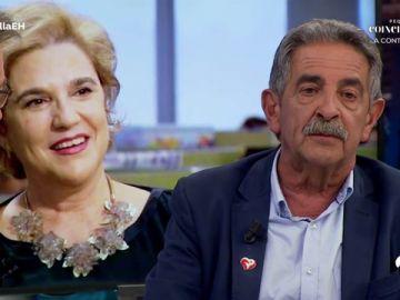"""Miguel Ángel Revilla sobre Pilar Rahola en 'El Hormiguero 3.0': """"No la creo en absoluto"""""""