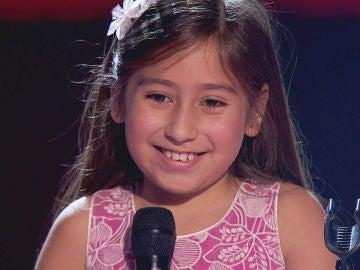 Así son las tiernas voces que inundarán el plató de 'La Voz Kids'