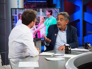 Las disculpas de Miguel Ángel Revilla tras un polémico comentario en su última visita a 'El Hormiguero 3.0'