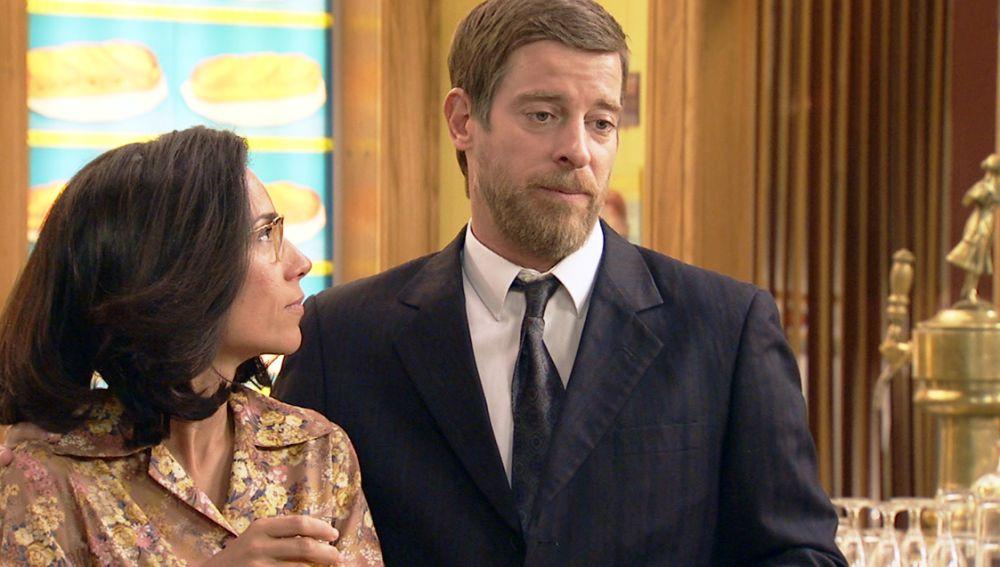 Avance 'Amar es para siempre': Marcelino y Manolita reúnen a la familia en la fiesta de despedida de María e Ignacio