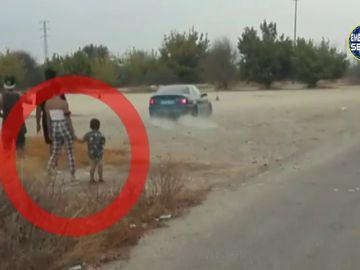Operación policial contra las carreras ilegales en Sevilla