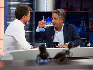 """Miguel Ángel Revilla, contundente en 'El Hormiguero 3.0': """"Volveremos a tener elecciones"""""""