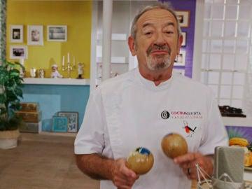 Disfruta de la nueva cabecera de Cocina abierta de Karlos Arguiñano