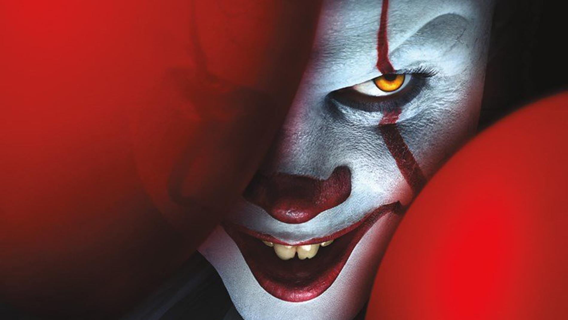 Pennywise en el póster de 'It: Capítulo 2'