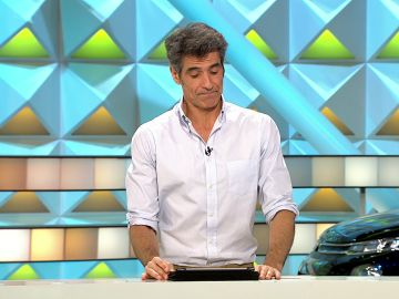 Jorge Fernández explica en 'La ruleta de la suerte' el significado de la princesa Europa