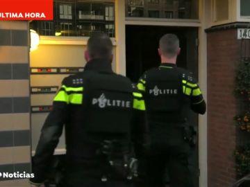 Un tiroteo en Dordrech, Holanda, deja al menos tres muertos de una misma familia