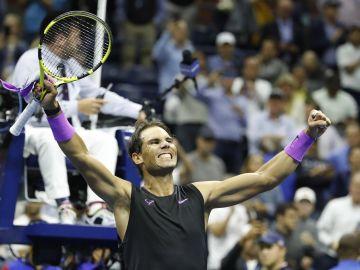 Rafa Nadal gana su cuarto US Open