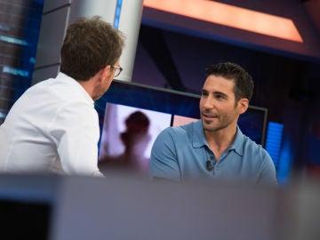 """Miguel Ángel Silvestre, en 'El Hormiguero 3.0': """"Creo en la inocencia de Pablo Ibar"""""""