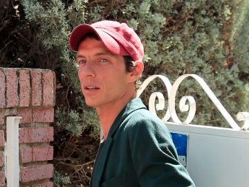 Camilo Blanes, el hijo de Camilo Sesto, en la casa que su padre tenía en Madrid