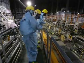 Japón planea verter al océano Pacífico agua radiactiva de la central nuclear de Fukushima