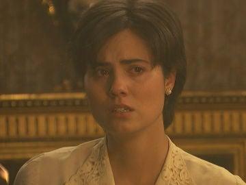 María, cara a cara con Fernando, sentencia la muerte de su gran enemigo