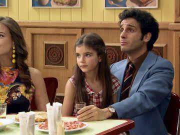 La emotiva despedida de Ignacio, María y Alicia antes de irse a Boston