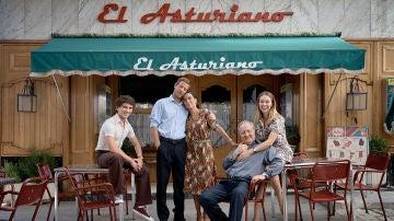 'Los Asturianos' en la octava temporada de 'Amar es para siempre'