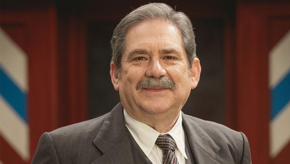 Ángel Héctor Sánchez es Jesús Urrutia