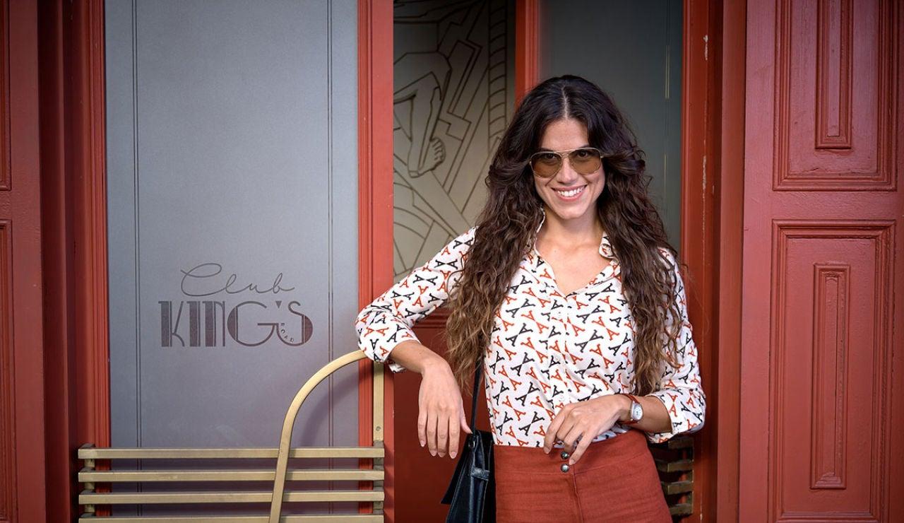 Sara Moraleda es Josefina 'Jose' Consuelo en 'Amar es para siempre'