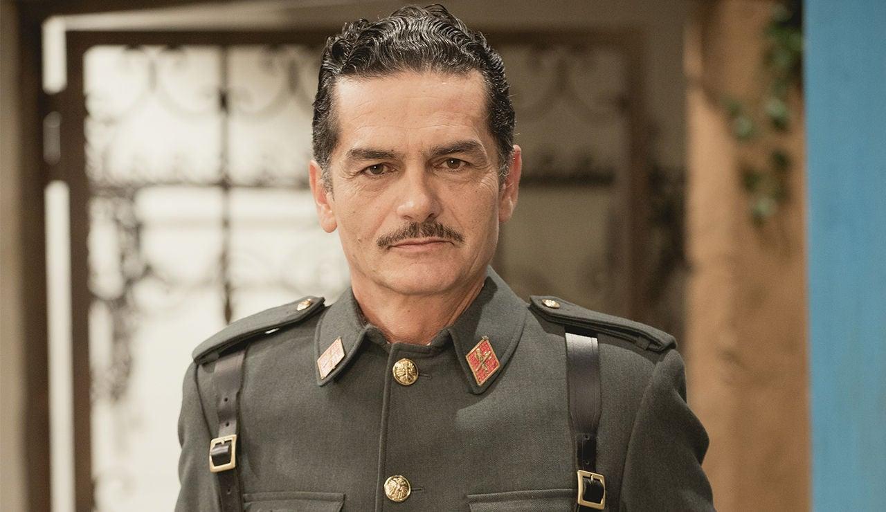 Carles Sanjaime es el Capitán Huertas