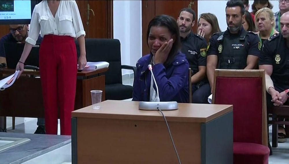 Ana Julia Quezada pide perdón a la familia en el juicio
