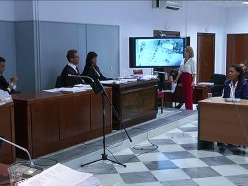 Ana Julia Quezada no recuerda si el niño se dio en la cabeza