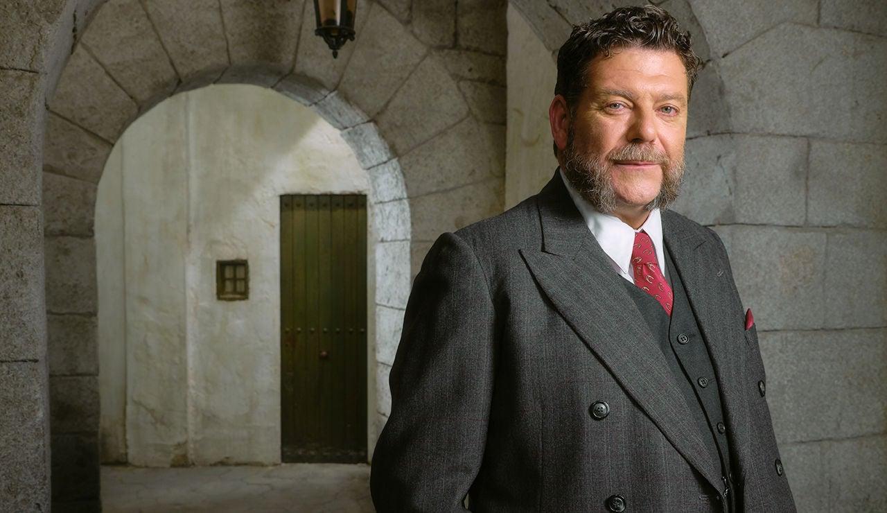 Mario Zorrilla es Mauricio Godoy