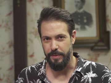 Chico García se despide de 'El secreto de Puente Viejo'
