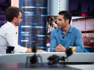 Revive la entrevista completa de Miguel Ángel Silvestre en 'El Hormiguero 3.0'