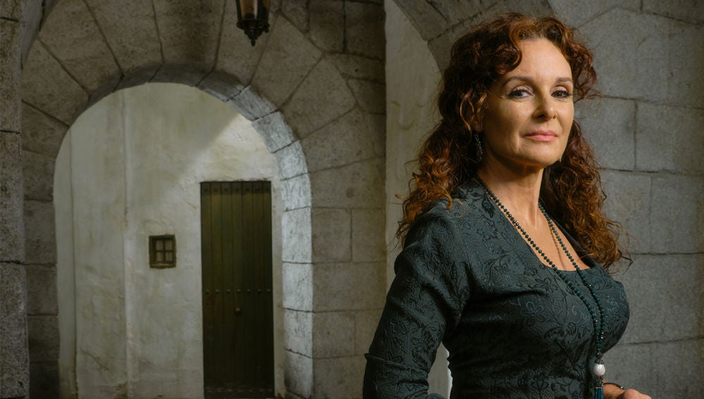 Silvia Marsó es Isabel de los Visos