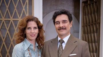 Julia y Armando en 'Amar es para siempre'