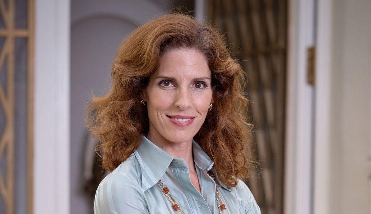 Beatriz Argüello es Julia Eguía en 'Amar es para siempre'