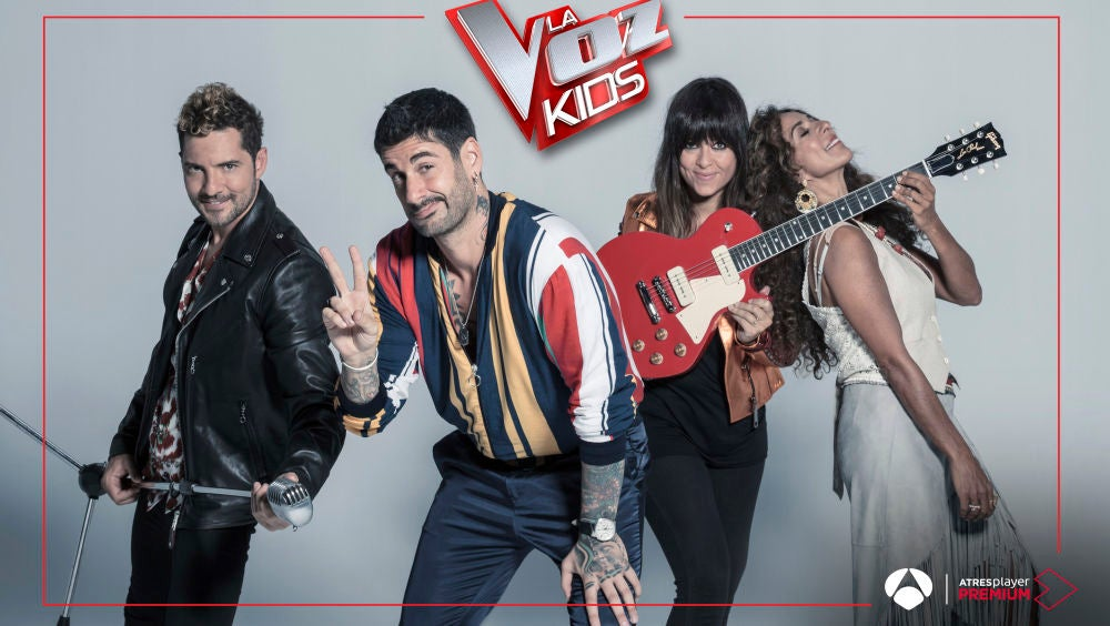 La Voz Kids 5x16 Espa&ntildeol Disponible