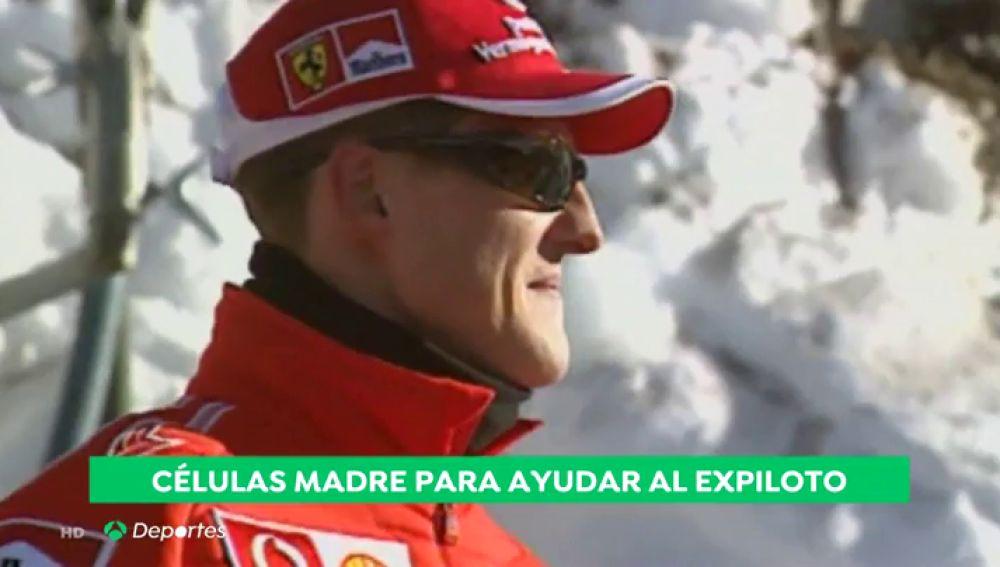 """Evolución de Schumacher: """"Se busca un tratamiento dirigido a acelerar el proceso de recuperación cerebral del paciente"""""""