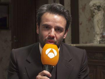 Entrevista a Raúl Peña, actor de 'El secreto de Puente Viejo'