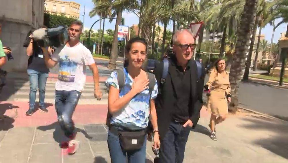 La madre de Gabriel declara apenas media hora en el juicio a Ana Julia Quezada