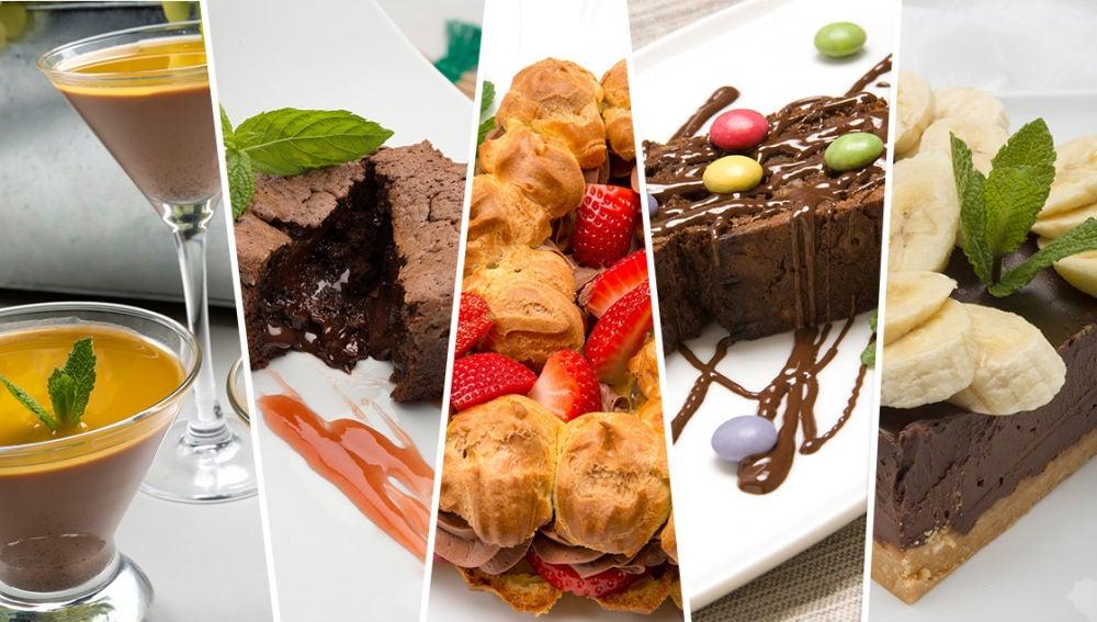 Disfruta de las mejores recetas con chocolate de 'Cocina abierta de Karlos Arguiñano' por el Día Mundial del Chocolate