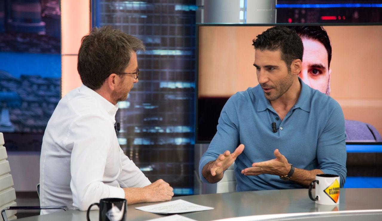 Así fue el momento en el que Miguel Ángel Silvestre conoció al padre de Pablo Ibar