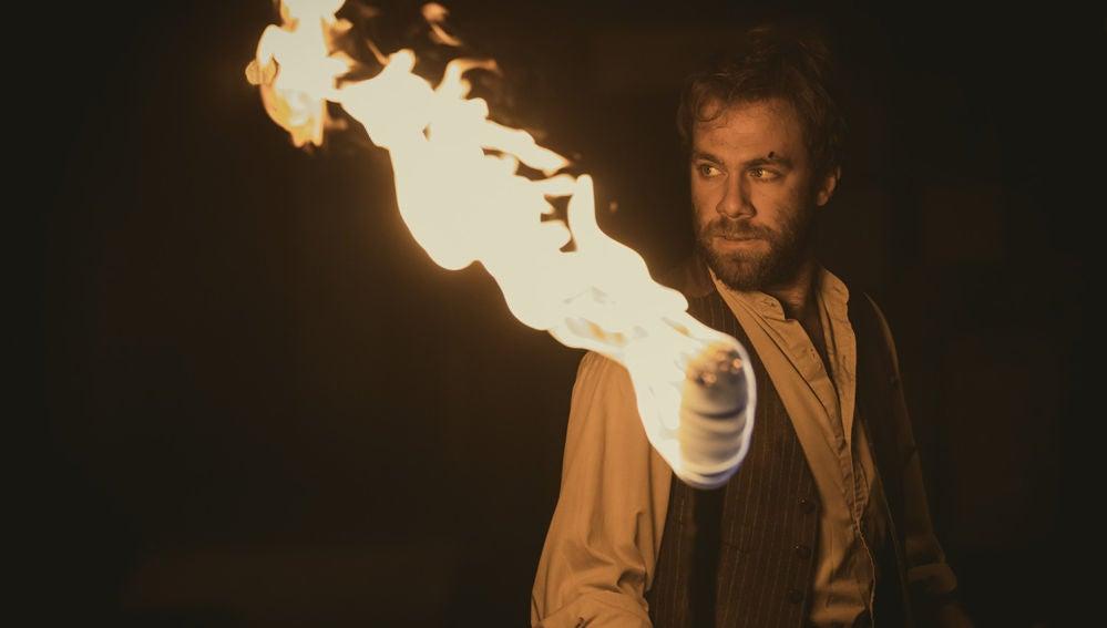 Fernando prende fuego a Puente Viejo saciando su sed de venganza