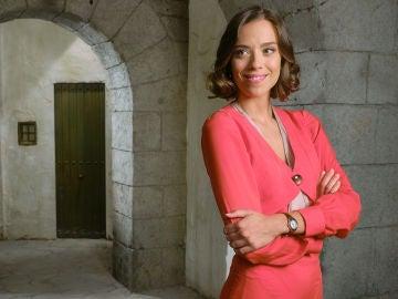 Laura Minguell es Marta Solozábal