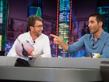 Pablo Motos desvela en 'El Hormiguero 3.0' el código del billete valorado en 3.000 euros