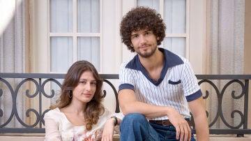 Marina y Fede de 'Amar es para siempre'