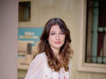 Alba Gutiérrez es Marina Crespo en 'Amar es para siempre'