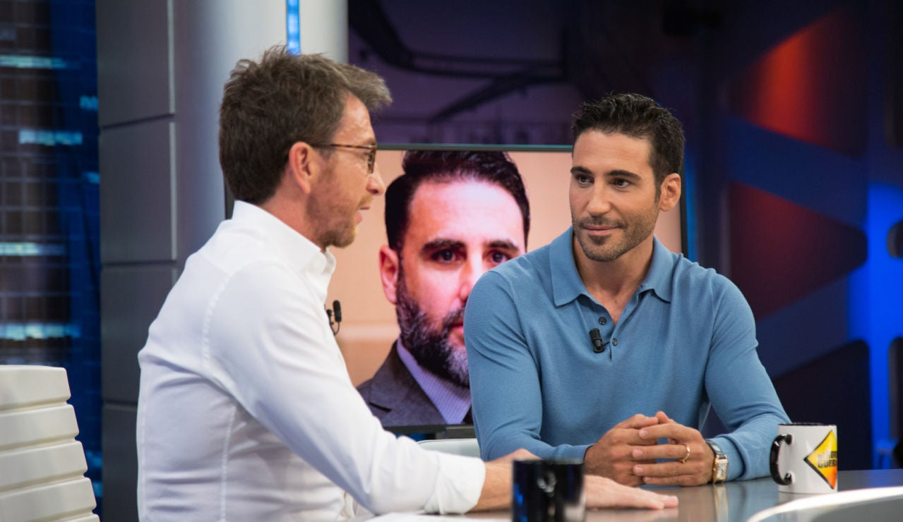 Miguel Ángel Silvestre relata en 'El Hormiguero 3.0' la conmovedora historia de amor de Pablo Ibar