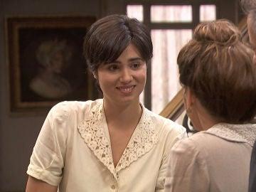 María, randiante de felicidad por una segunda oportunidad con Gonzalo