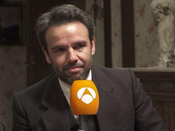 Entrevista a Raúl Peña, Carmelo Leal en 'El secreto de Puente Viejo'