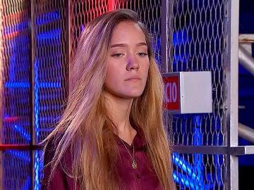 """Más Voz Kids - Malu Salgado: """"Me inquieta que los nervios me jueguen una mala pasada"""""""